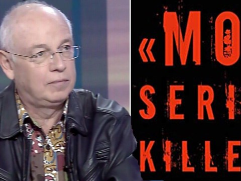 French serial killer author confesses to lying about imaginary wife's murder and admits he needs therapy