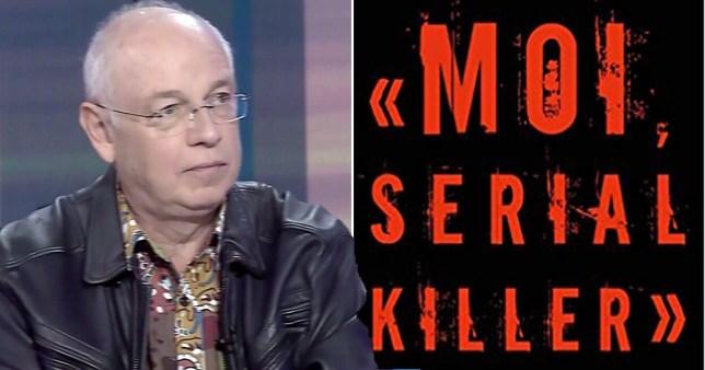 French serial killer expert Stephane Bourgoin