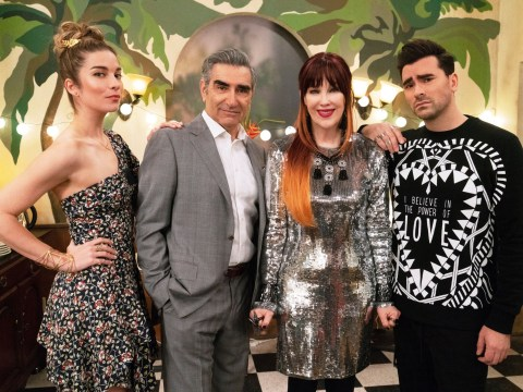 Schitt's Creek cast admit they 'wept' at the last table read for season six