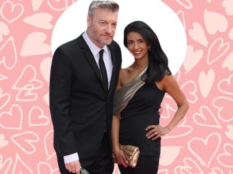 Inside Charlie Brooker and Konnie Huq's marriage as Antiviral Wipe hits screens
