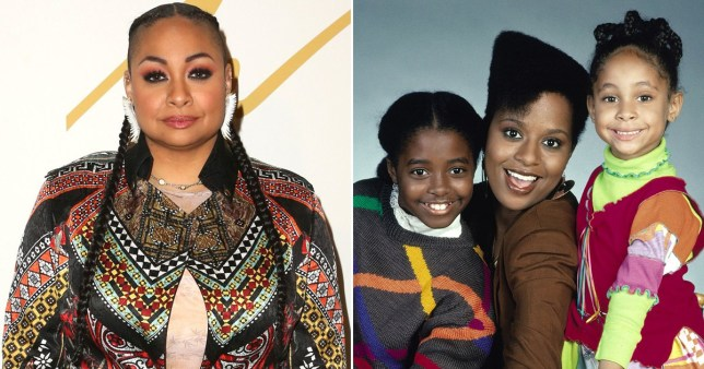 Raven Symone still hasn't spent her Cosby Show money after 28 years