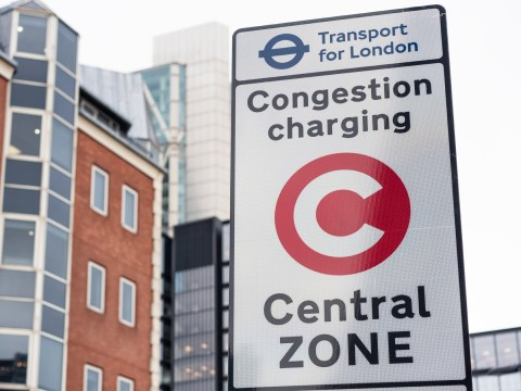 Congestion charge to rise to £15 a day next month just as people told to avoid public transport