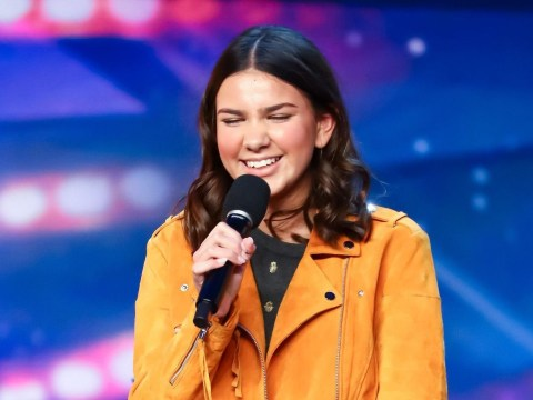 Britain's Got Talent blind singer Sirine details heartbreak of losing her sight at 10-years-old: 'I didn't know I was going blind'