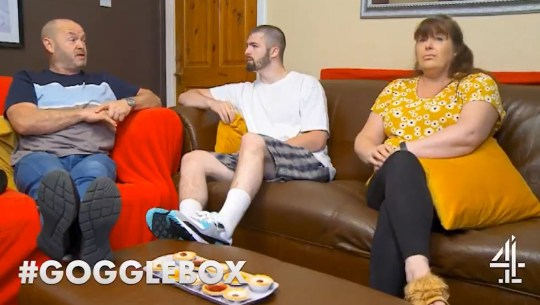 Malone family gogglebox Gogglebox cast's reaction to Boris Johnson's speech is basically how we all feel
