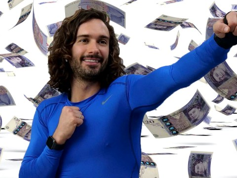 Joe Wicks set to make £10million from lockdown, including £10k per Instagram post and £7,500 per YouTube video