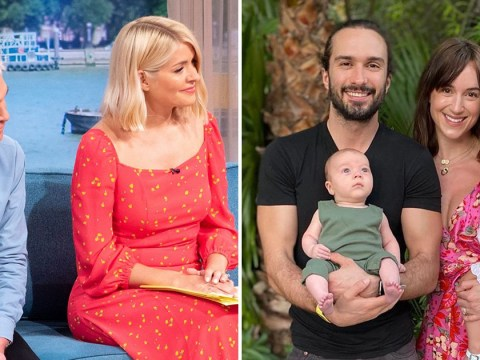 Joe Wicks slams claims he's being lined up for This Morning slot with wife Rosie: 'It's 100% false'