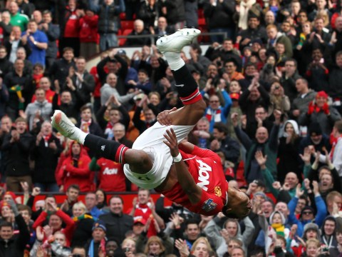 Nani reveals truth behind Sir Alex Ferguson 'banning' his backflip celebration at Manchester United