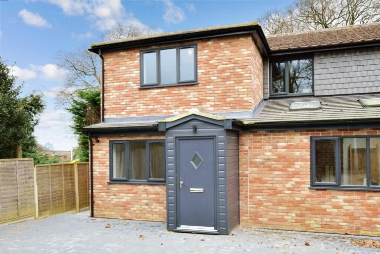 Top 10 most virtually viewed properties in lockdown Hawbeck Road