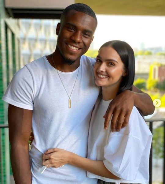 Love Island stars Luke T and Siannise move into first flat together