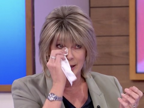 Ruth Langsford breaks down in tears over sweet moment with son Jack