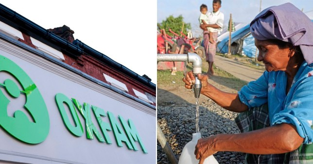 Oxfam to cut operations across 18 countries jjj