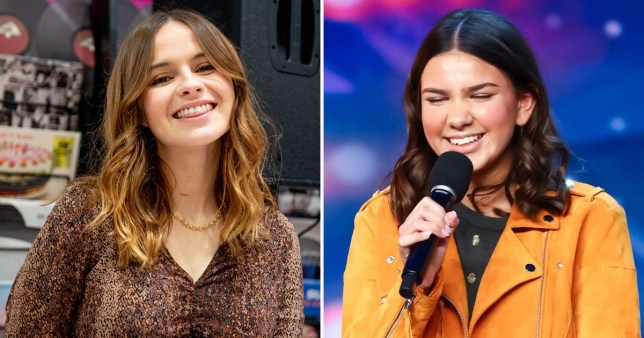 Exclusive - Gabrielle Aplin reached out to BGT star after moving audition