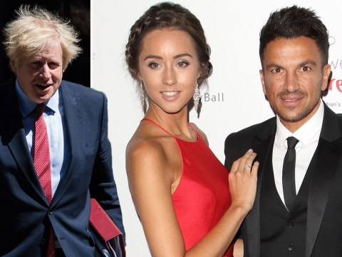 Peter Andre calls Boris Johnson's easing of lockdown restrictions 'a shambles' as wife Emily MacDonagh urges people to be 'realistic'