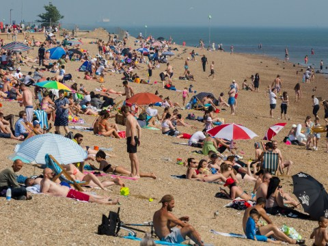 Public urged to stay away from beauty spots over bank holiday weekend