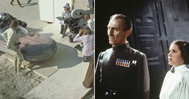 Star Wars production veteran dies