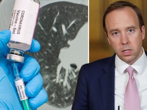 Matt Hancock hints coronavirus vaccine could be compulsory