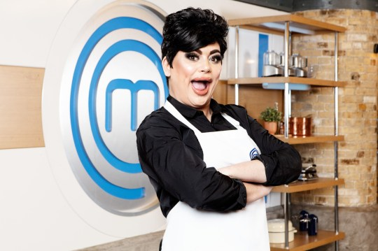 EMBARGOED TO 0001 MONDAY MAY 25 For use in UK, Ireland or Benelux countries only Undated BBC handout photo of RuPaul UK finalist and drag artist?Baga Chipz who will take part in the upcoming series of Celebrity MasterChef. PA Photo. Issue date: Monday May 25, 2020. Filmed before the current coronavirus crisis, the famous faces will put put through their culinary paces over five weeks to find out who has the cooking skills to take home the trophy. See PA story SHOWBIZ MasterChef. Photo credit should read: BBC/PA Wire NOTE TO EDITORS: Not for use more than 21 days after issue. You may use this picture without charge only for the purpose of publicising or reporting on current BBC programming, personnel or other BBC output or activity within 21 days of issue. Any use after that time MUST be cleared through BBC Picture Publicity. Please credit the image to the BBC and any named photographer or independent programme maker, as described in the caption.