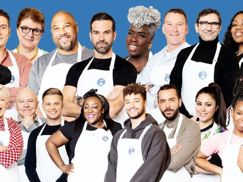 Celebrity Masterchef line-up 2020 includes first blind contestant Amar Latif and Drag Race's Baga Chipz