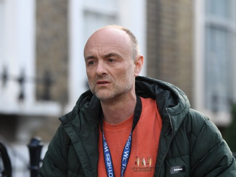 Dominic Cummings reported to police by man who says he saw him on family walk