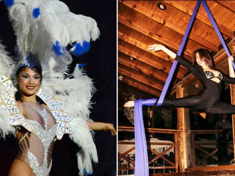 Trapeze artist dies after falling 5ft and missing safety mat while rehearsing
