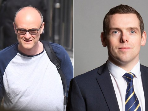 Minister quits over Dominic Cummings scandal