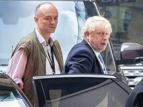 Rest of the world believes Dominic Cummings is in charge, not Boris
