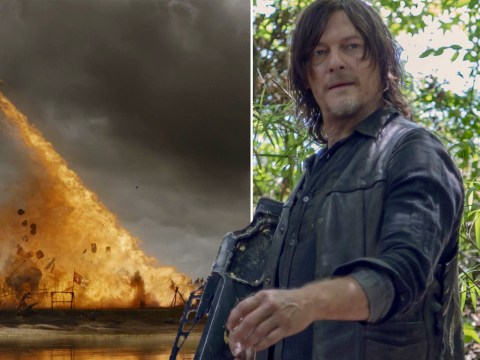 Norman Reedus compares The Walking Dead season 10 finale to Game of Thrones and we're scared