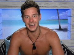 When was Scott Thomas in Love Island and who did he couple up with?