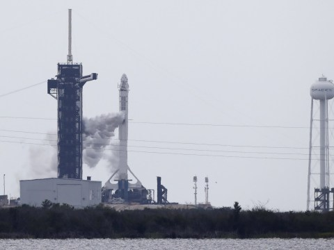 When will SpaceX launch after historic launch was cancelled?