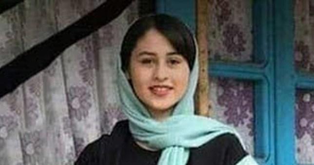 Picture of Romina AshrafiIranians