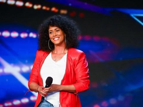Britain's Got Talent Whitney Houston tribute act Belinda Davids hopes Diversity's BLM routine brings 'change' to the world
