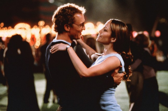Matthew McConaughey, Jennifer Lopez The Wedding Planner - 2001