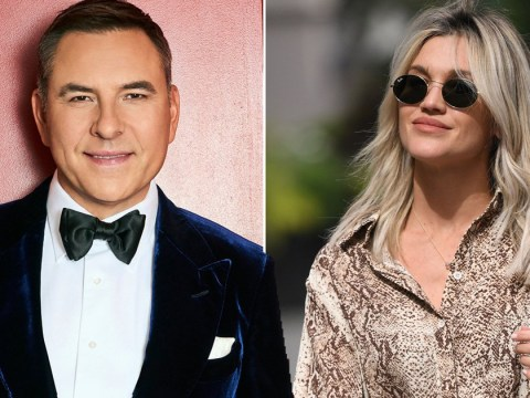 David Walliams 'hopes to take Ashley Roberts out on a date' after lockdown ends