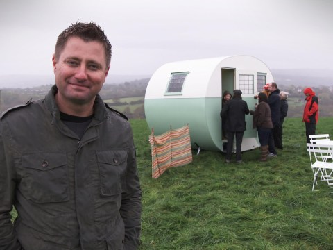 George Clarke's Amazing Spaces upcoming new series could be split in two thanks to coronavirus