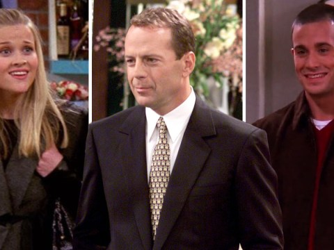 From Reese Witherspoon to Freddie Prinze Jr. – what was the greatest Friends cameo? You decide