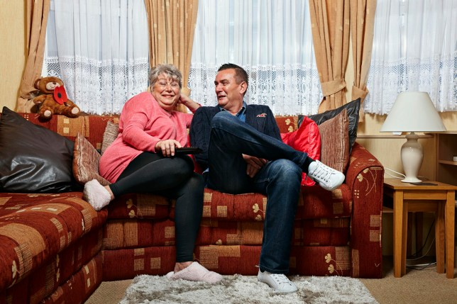 Gogglebox Lee and Jenny