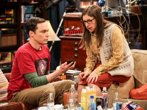 Big Bang Theory fans spot another massive plot hole involving Amy Farrah-Fowler and her 'brittle ankles'