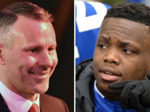What Ryan Giggs has said about Manchester United transfer target Rabbi Matondo