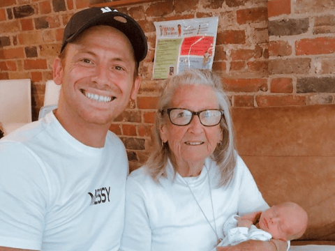 Joe Swash shares heartbreaking message after his nan dies: 'I wish I could have said goodbye'