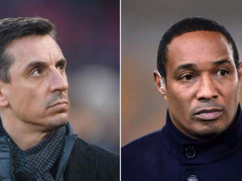 Paul Ince disagrees with 'way off the mark' Gary Neville on Manchester United's greatest team