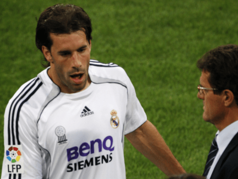 Ruud van Nistelrooy hits back at Fabio Capello over Real Madrid alcohol claims
