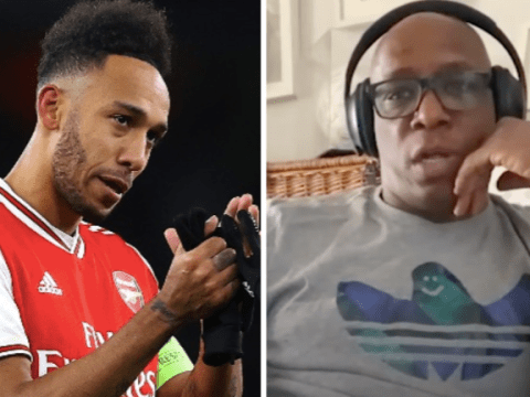 Ian Wright sends message to Pierre-Emerick Aubameyang over Real Madrid transfer move