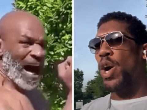 'I would love to see it!' – Anthony Joshua reacts as Mike Tyson hints he's ready to return to boxing