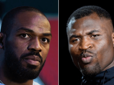 Jon Jones slams Francis Ngannou over knockout threat as UFC rivalry heats up