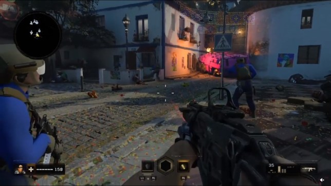 Call Of Duty Black Ops 4 Story Campaign Co Op Footage Leaks Metro News