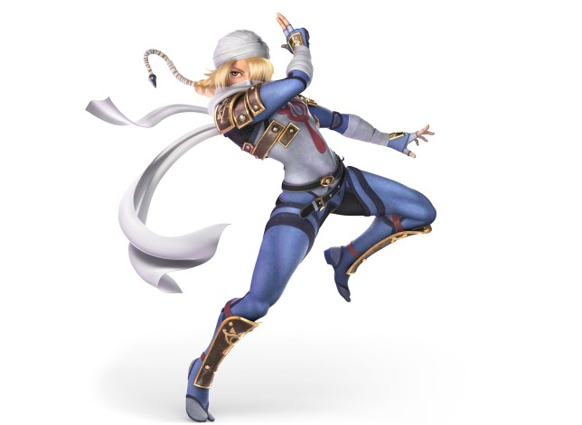 Super Smash Bros. Ultimate Sheik