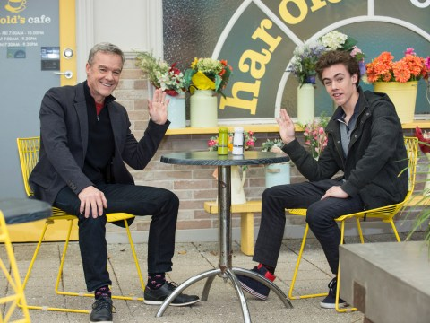 Stefan Dennis denies his son got Neighbours role because of him