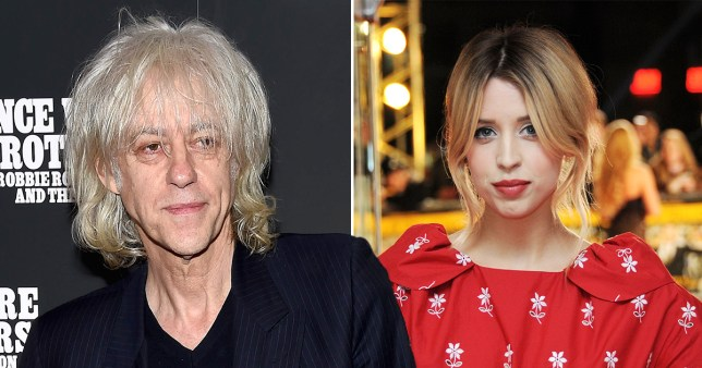 Bob Geldof says grief over Peaches is 'impossible to define'