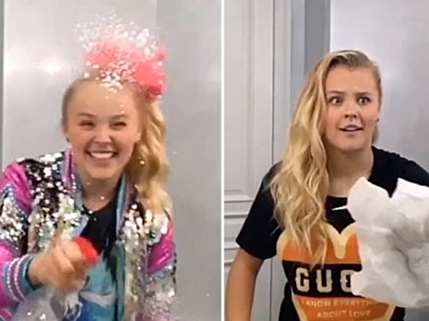 YouTuber JoJo Siwa swaps her iconic ponytail for soft waves as she celebrates 17th birthday