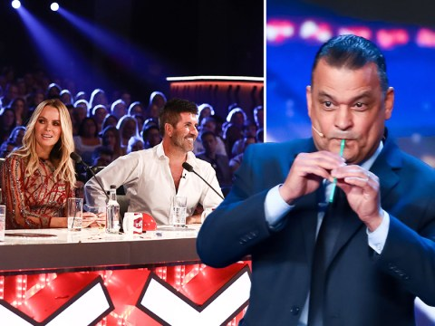 Britain's Got Talent contestant plays tunes using just drinking straws and it's surprisingly good